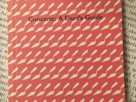 Concrete : A User's Guide
